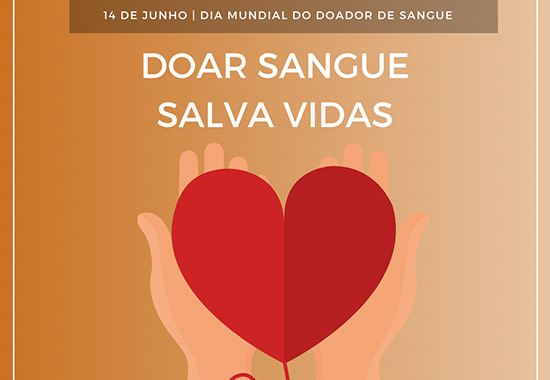14.06 - Dia Mundial do Doador de Sangue